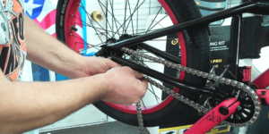 How to size a bike chain