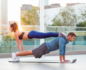 Home Workout to Stay in Good Shape
