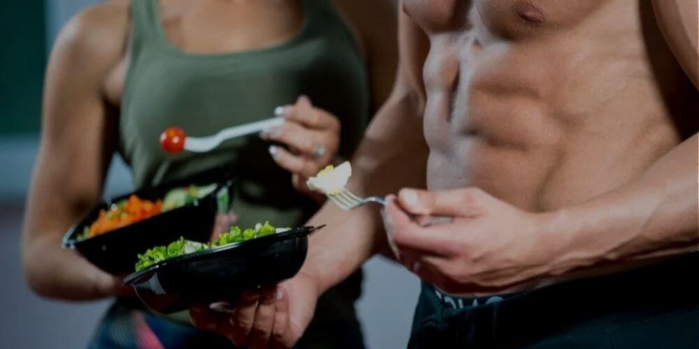 What should I eat before and after a workout