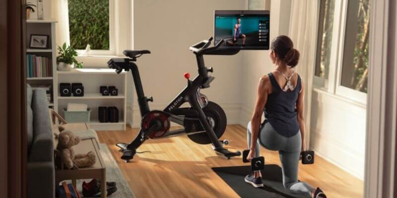 Coolest Features of the Peloton Bike